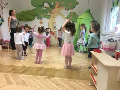 Balett az óvodában