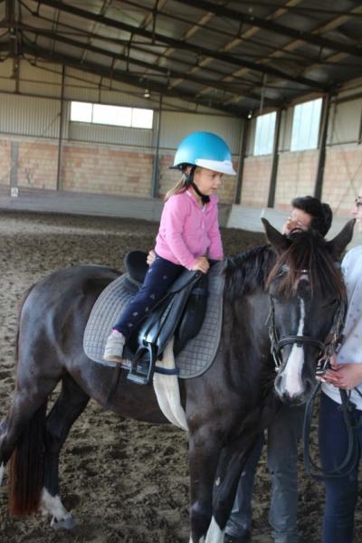 Óvodai lovaglás